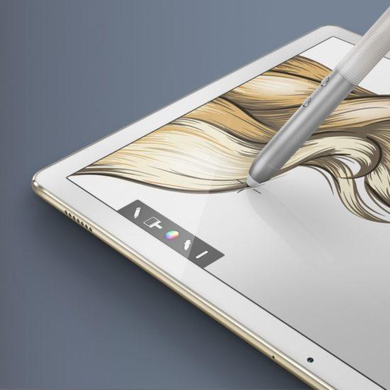 #MWC2016 - Huawei lance son Matebook