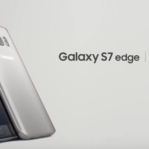 #MWC2016 - Samsung officialise les Galaxy S7 et Galaxy S7 Edge