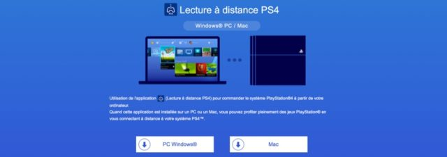 Comment utiliser le Remote Play de la PS4 sur Windows et Mac ?