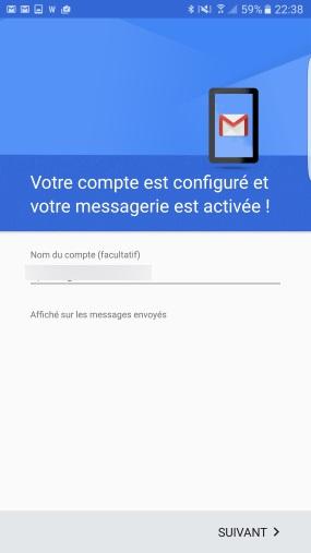 Comment ajouter un compte Exchange depuis Gmail sur Android ?