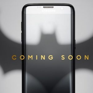 Samsung dévoile un Galaxy S7 Edge Injustice Edition aux couleurs de Batman