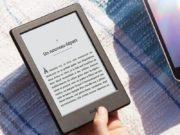 Amazon Kindle : une nouvelle liseuse proposée à 69,90€