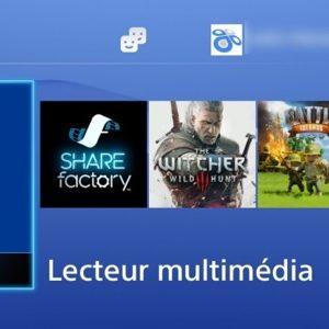 Sony corrige le bug du lecteur multimédia de la PS4 [Brève]
