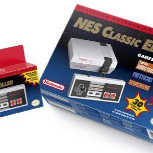 Nintendo va ressortir sa mythique console NES en version mini