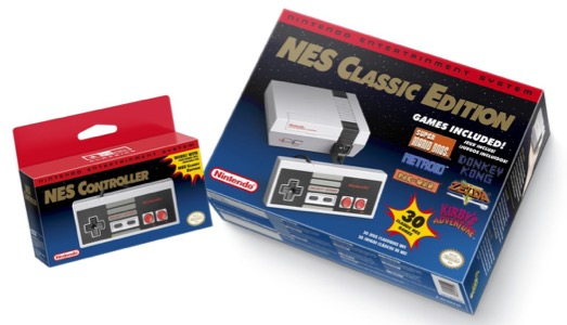 Nintendo va ressortir sa mythique console NES en version mini