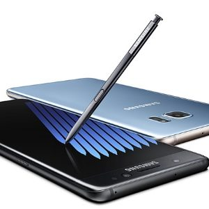 Samsung dévoile son Galaxy Note7