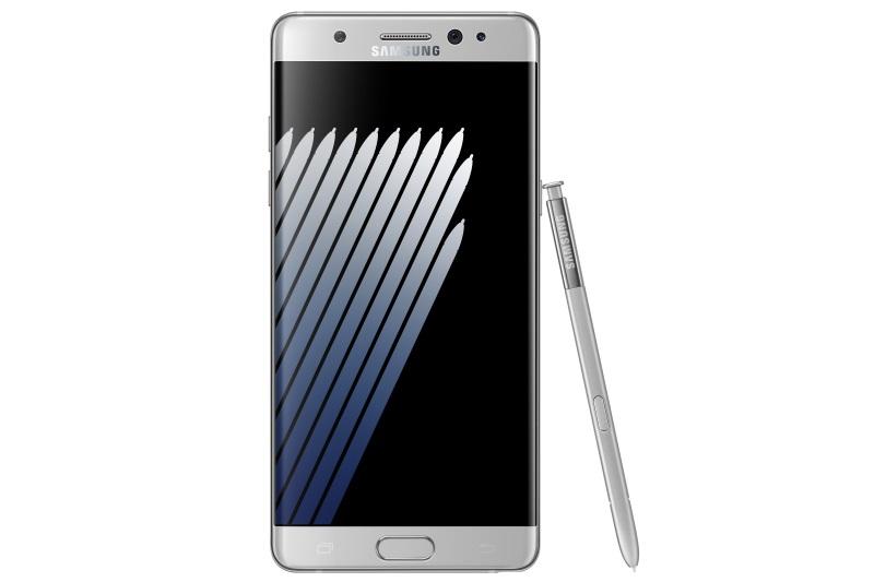 Samsung dévoile son Galaxy Note7