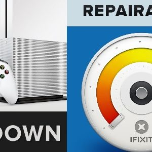 iFixit attribue une note de 8/10 à la Microsoft Xbox One S