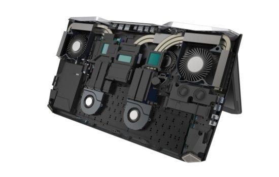 #IFA2016 - Acer devoile le 1er ordinateur pour gamer au monde équipé d'un écran incurvé