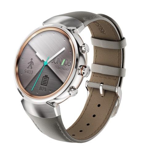 #IFA2016 - Asus présente sa première montre circulaire, la ZenWatch 3