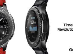 #IFA2016 - Samsung présente la Gear S3 [Infographie]
