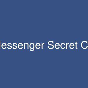 Comment activer le cryptage des messages pour avoir conversation secrète sur Facebook Messenger ? [#Tutoriel]