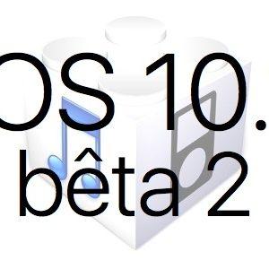 L'iOS 10.1 bêta 2 est disponible pour les développeurs