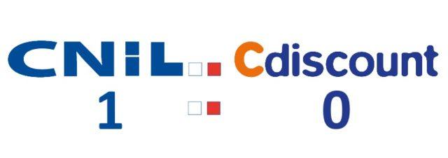 CNIL : Cdiscount a fait de nombreuses erreurs et doit les corriger !