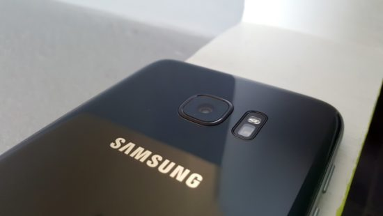 Test du Samsung Galaxy S7 Edge