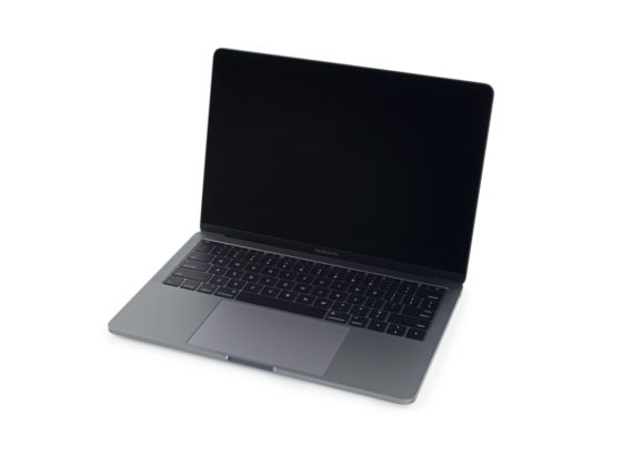 La nouvelle version 2016 du MacBook Pro 13,3 pouces est pratiquement irréparable