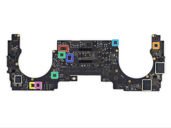 Le nouveau MacBook Pro avec Touch Bar est irréparable !