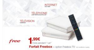 #Free : une offre Freebox pour 1,99€/mois est disponible sur vente-privee.com