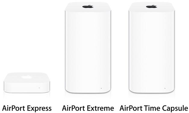 Apple envisagerait de mettre ses AirPort au placard