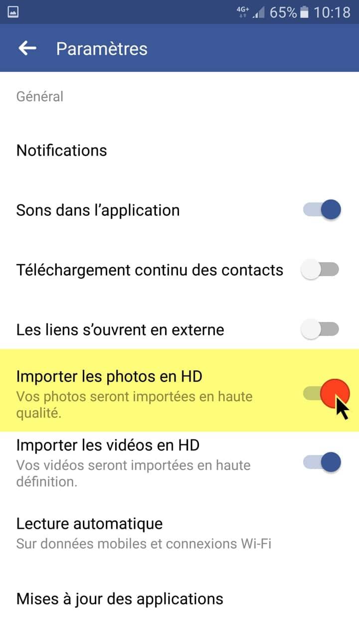 Comment partager vos vidéos et photos sans compression ? [Tuto]