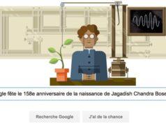 Google fête le 158e anniversaire de la naissance de Jagadish Chandra Bose