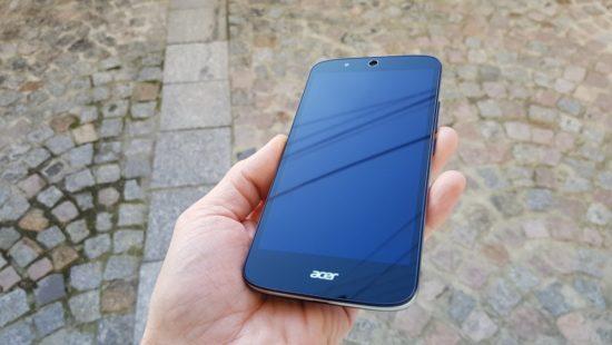 Acer Liquid Zest Plus : un champion de l'endurance [Test]