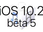 L'iOS 10.2 bêta 5 est disponible pour les développeurs et en bêta publique