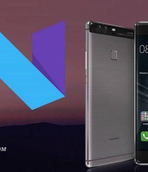 Huawei annonce les modèles qui pourront bénéficier d'Android 7.0 Nougat