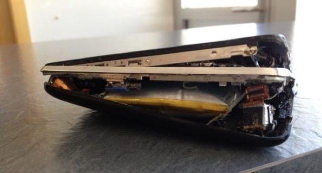 Si des iPhone explosent, c'est de la faute des utilisateurs pour Apple !
