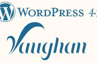 """Wordpress - Retour sur la mise à jour 4.7 """"Vaughan"""" et le widget traduction"""