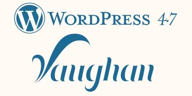 Wordpress - Retour sur la mise à jour 4.7