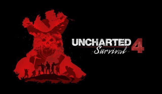 Uncharted 4 : A Thief's End - Le mode survie est disponible