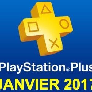 Playstation Plus : les jeux offerts du mois de janvier 2017