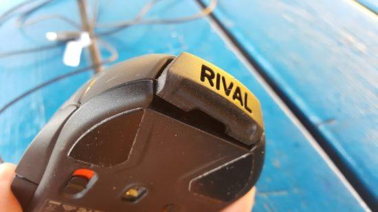 SteelSeries Rival 500 : une souris de gamer avec 15 boutons programmables et un retour tactile [Test]