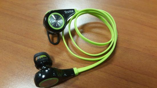 Mini Wireless Sport Headset : les écouteurs sans-fil Tevina [Test]