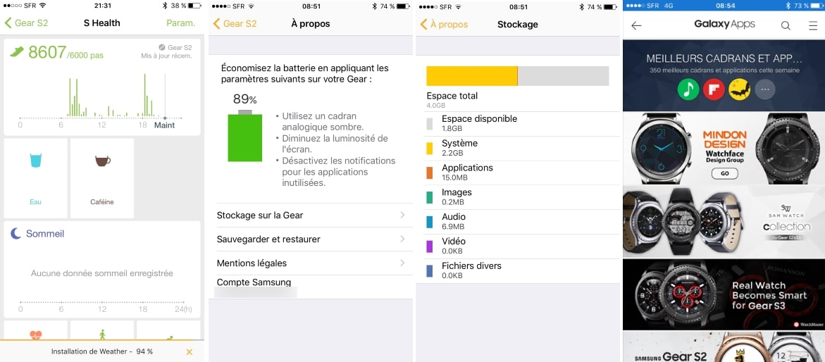 Synchroniser Les Applications Iphone