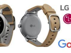 LG Watch Sport et Watch Style : le résultat d'une collaboration entre Google et LG