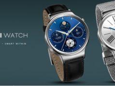 Huawei pourrait dévoiler sa montre Huawei Watch 2 lors du prochain MWC
