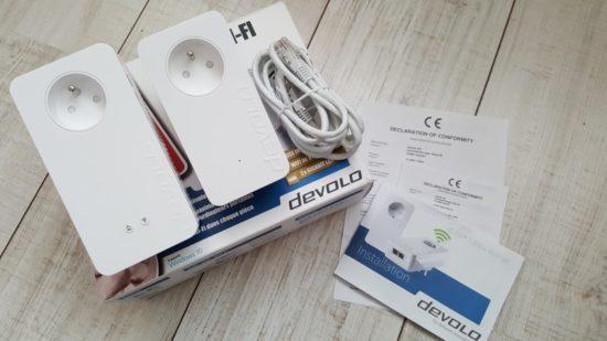 devolo dLan 1200+ WiFi ac Starter Kit : un kit CPL efficace et rapide à mettre en place [Test]