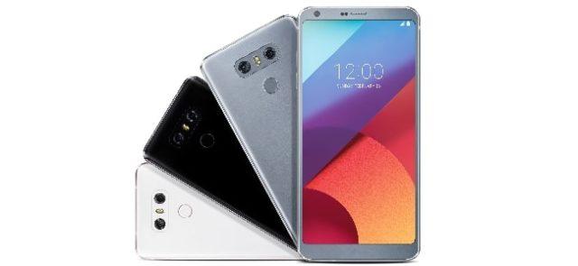 #MWC2017 - LG officialise le LG G6 et son écran borderless