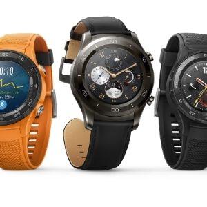 #MWC2017 - Huawei présente ses montres Huawei Watch 2 et Huawei Watch 2 Classic