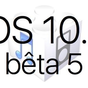 L'iOS 10.3 bêta 5 est disponible pour les développeurs