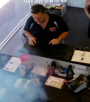 Un iPhone 6 Plus explose en boutique en Australie [Vidéo]