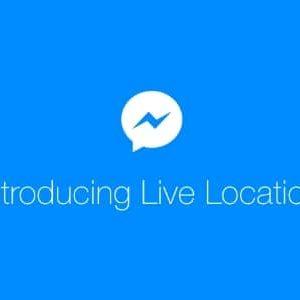 Facebook dévoile Live Location, une option pour partager son emplacement en temps réel sur Messenger