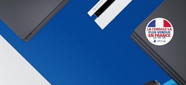 Sony PS4 Slim 500Go : une promotion la propose à 249€ avec une 2ème manette