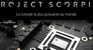 Project Scorpio : une console aussi premium par la puissance que par le prix