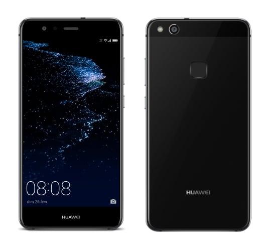 Huawei : le Huawei P10 lite est disponible pour 349€