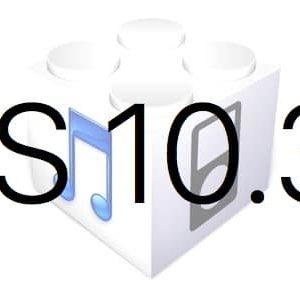 L'iOS 10.3.1 est disponible au téléchargement [liens directs]