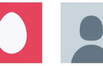 Twitter supprime la fameuse tête d'œuf