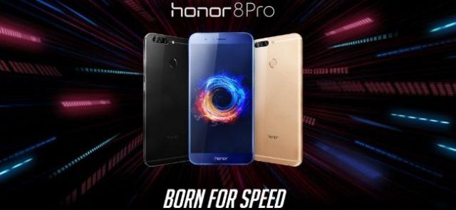 Après le Honor 8, voici le Honor 8 Pro